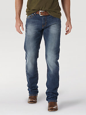 Men's Wrangler Retro® Slim Fit Straight Leg Jean