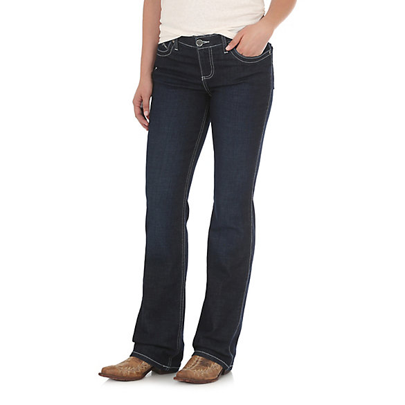 Women S Wrangler Ultimate Riding Jean Q Baby Womens Jeans By