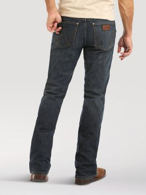 5537e442 Men's Wrangler Retro® Relaxed Fit Bootcut Jean | Mens Jeans by Wrangler®