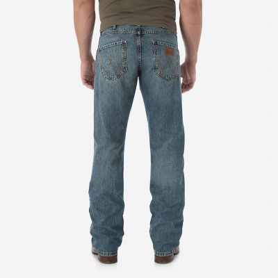 Men's Wrangler Retro® Relaxed Fit Bootcut Jean | Mens Jeans by ...