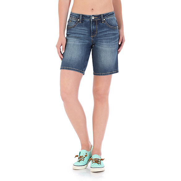 Aura from the Women at Wrangler® Denim Short