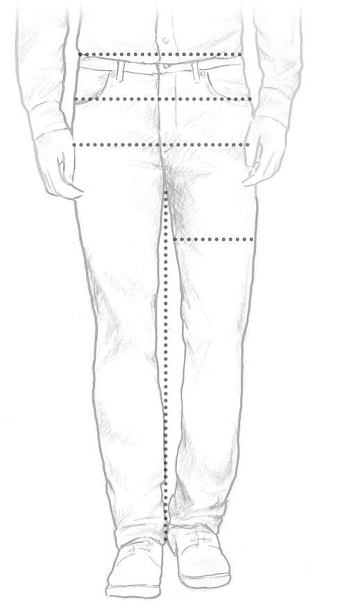body measuring image