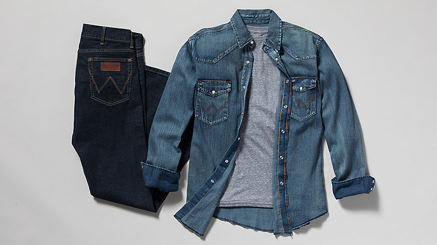 mens dirt track denim transitional fall style