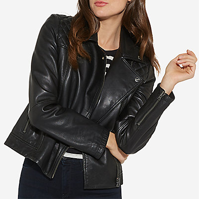 Fall/Winter Born Ready Phase II Women's Leather Jacket