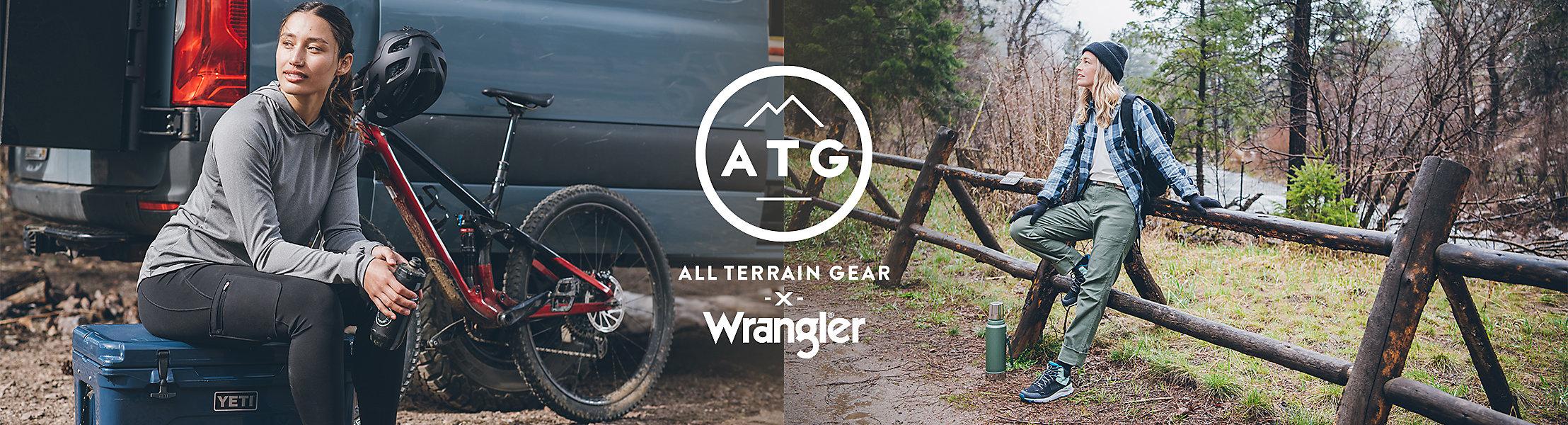 Shop ATG by Wrangler