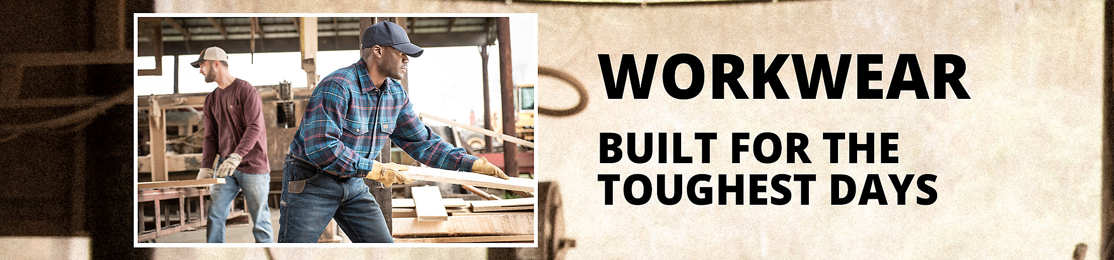Shop Workwear for Men | Wrangler