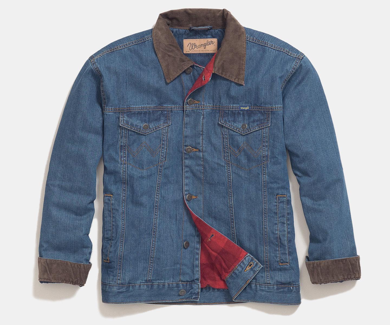 6597b6c8044b Denim Jacket Guide Men