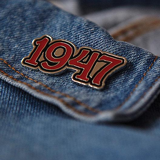 1947 Pin