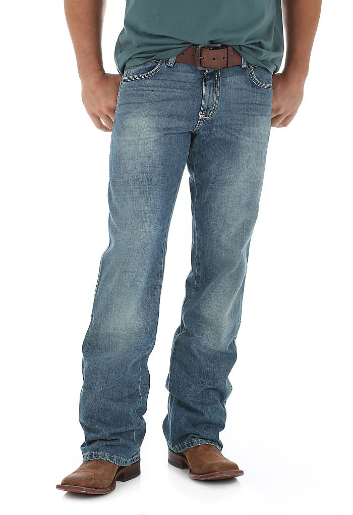 Mens Jeans Fit Guide | Compare Fit | Wrangler