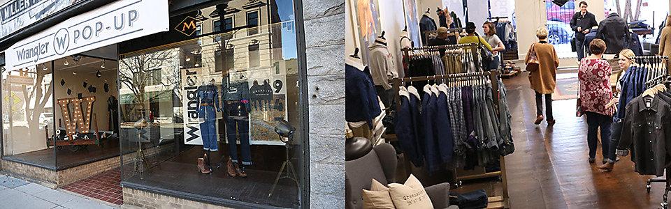 Greensboro Pop-up Shop
