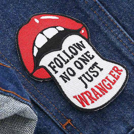 Mouth and Tongue Follow Wrangler Patch