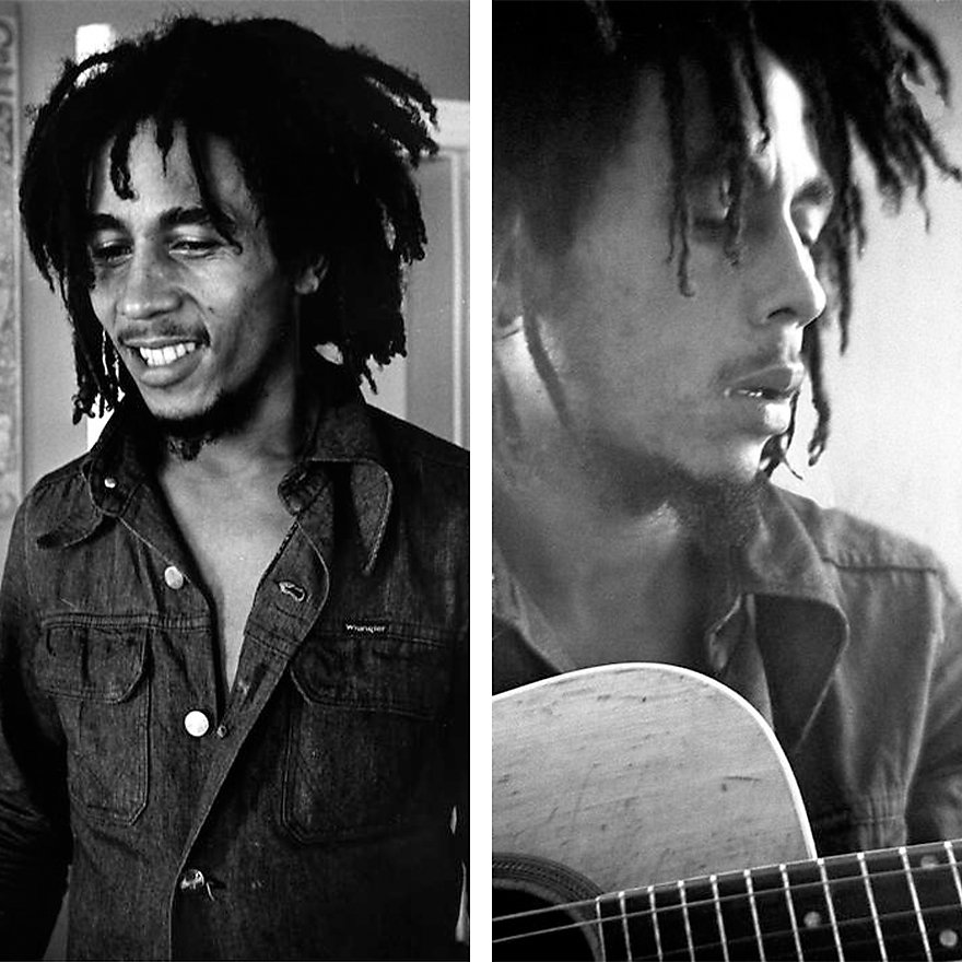 Bob Marley | Wrangler
