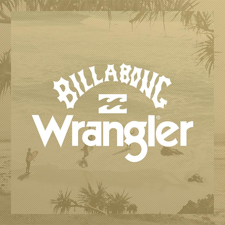 BILLABONG x WRANGLER | Wrangler